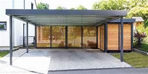 Carport Mit Geräteraum Preis : carport von siebau aus stahl carport bersicht carport ~ Articles-book.com Haus und Dekorationen