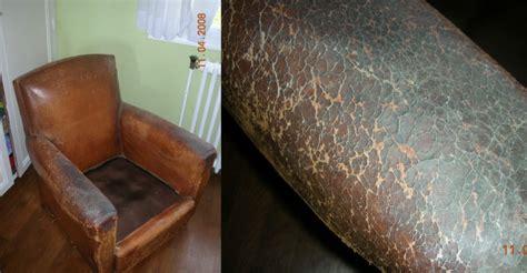 comment renover un canapé comment reparer le cuir d 39 un canape