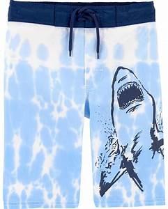 Oshkosh Size Chart Oshkosh Tie Dye Shark Swim Trunks Oshkosh Com