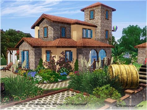 stunning images sims houses country house for your sims the sims 3 downloads for
