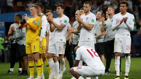 Not Coming Home Croatia End England World Cup