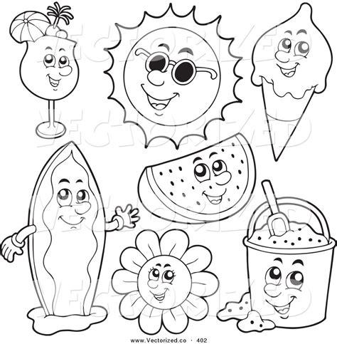 summer coloring pages getcoloringpages 734 | u2cvan4