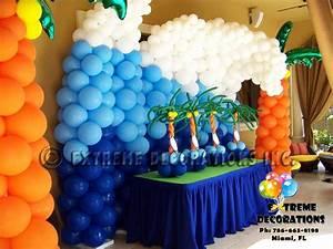 Beach Party Decorations   Party Favors Ideas