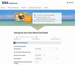 Ics Visa World Card Abrechnung : ics visa world card gold mit allen konditionen ~ Themetempest.com Abrechnung