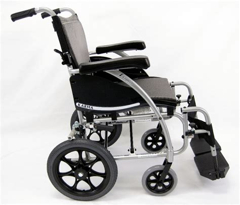 karman s 115 tp ergonomic transport wheelchair