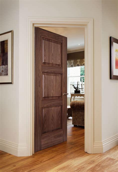 solid core natural walnut veneer mdf  panel interior