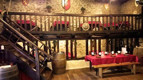 decoration cuisine vallicella taverne et auberge médiévale organisation de