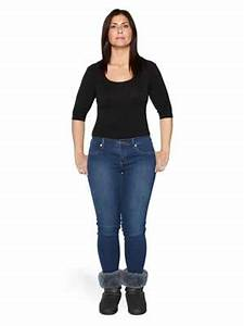 Women jeans for rectangle body shape | moonmicrosystem