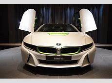 BMW i8 Weiß und JavaGrün sorgen für völlig neuen Look
