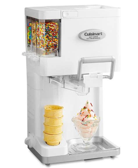 Maquina Cuisinart De Helado Suave Yogurt Sabores Toppings   $ 4,990.00 en Mercado Libre