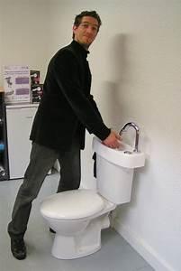 WC Lave Mains Original WiCi Concept