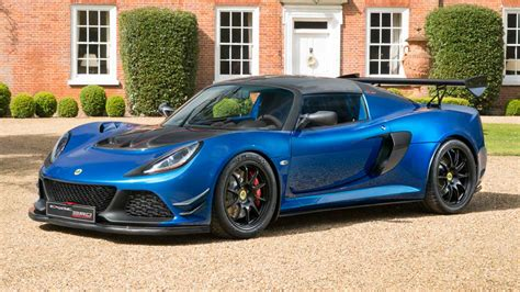 Lotus Exige Cup 380 Unleashed Supercar Killer Only 60