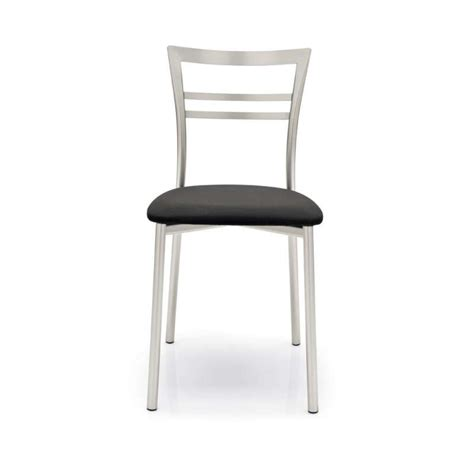 chaise de cuisine chaise de cuisine design en m 233 tal go 4 pieds tables chaises et tabourets