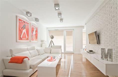 meuble derriere canapé écran plat mural une option élégante pour le salon moderne