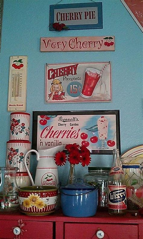 cherries kitchen accessories pin by dianne ayers on things 2139