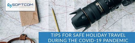 Tips for safe holiday travel during the COVID 19 pandemic