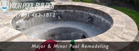 pool builder magnolia inground pool company