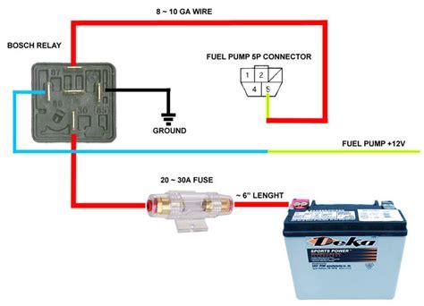 Fuel Pump Wiring Question Page Ski Honda Forums