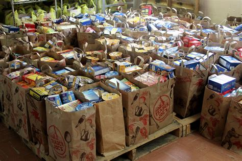 drive bureau trader joe 39 s donated 6 000 bags to be filled for scout