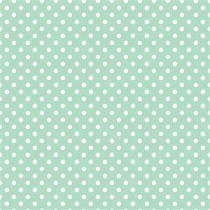 Mint Green Polka Dots » Background Labs on We Heart It