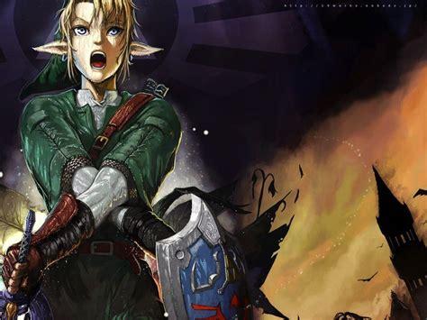 Legend Of Anime Wallpaper - legend of link wallpapers wallpaper cave