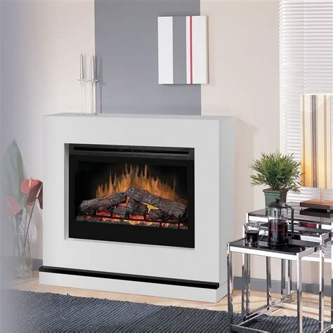 interior design modern electric fireplace insert