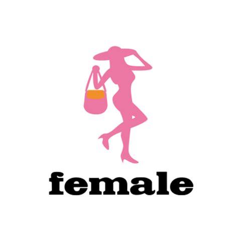 Female  Logo Design Gallery Inspiration  Logomix. Tailgate Decals. Tenochtitlan Murals. Tinggi Signs Of Stroke. Hazard Stickers