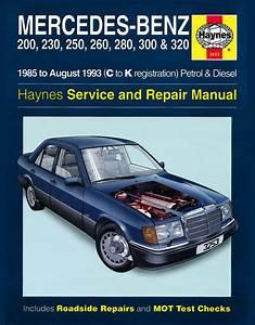 Haynes Mercedes