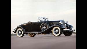 1933 Chrysler Imperial Cl Convertible Roadster By Lebaron