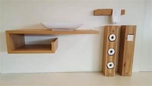 Waschtischplatte Holz Massiv : waschtisch waschtischplatte u form eiche massiv holz natur neu in m nchen maxvorstadt ~ Yasmunasinghe.com Haus und Dekorationen