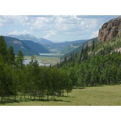 Panoramio - Photo of Colorado Hywy. 160 @ Wolf Creek Pass
