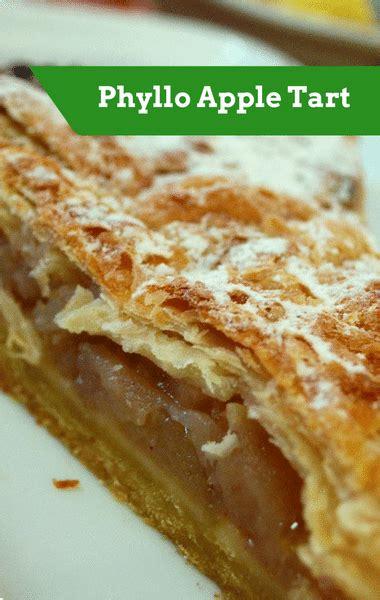 Phyllo dough dessert recipes, phyllo dough recipes spinach, phyllo dough recipes appetizers, phyllo dough breakfast recipes, phyllo dough. The Chew: Phyllo Apple Tart Recipe