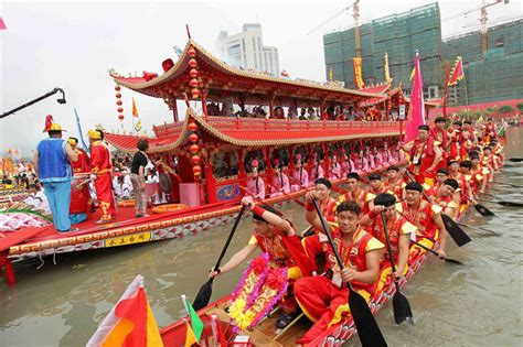 Dragon Boat Festival 2018 Uae by Photos Images Pictures Of Chinese Dragon Boat Festival