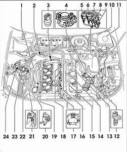 2000 Passat Engine Diagram