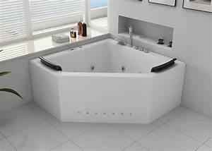 Baignoire Pour Deux : baignoire baln o duo baignoire d 39 angle duo baignoire duo ~ Premium-room.com Idées de Décoration