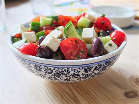 Salada Grega - Débora Sorgi