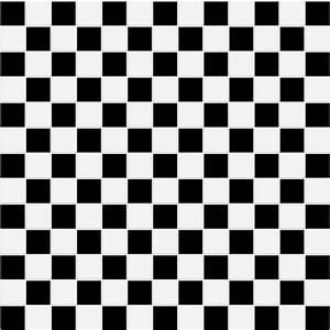 Plaid Noir Et Blanc : cuadro en lienzo seamless textura a cuadros blanco y negro ~ Dailycaller-alerts.com Idées de Décoration
