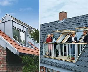 Dachterrasse Auf Flachdach Bauen : dachloggia loggia nachtr glich einbauen ~ Frokenaadalensverden.com Haus und Dekorationen