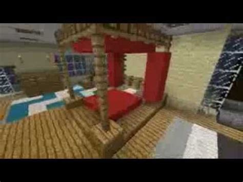 minecraft interior design  poster bed minecraft