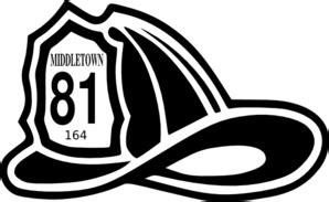14074 firefighter helmet clipart black and white middletown helmet clip at clker vector clip