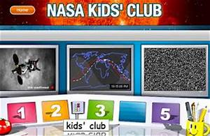 NASA Kids' Club Reinforces Science, Math, Technology in ...