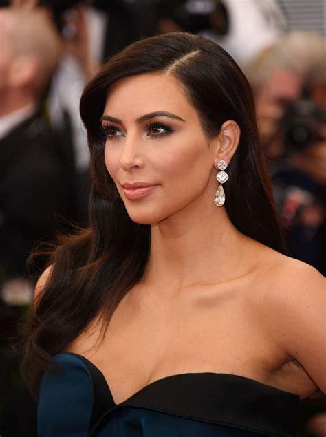 Kim Kardashian Wearing Givenchy Couch Dress - 2014 Met ...