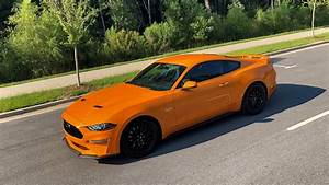 2018 Ford Mustang GT Orange 3 copy