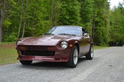Datsun 280z Parts by Purchase Used 1978 Datsun 280z Project Parts Car In