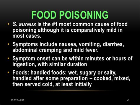 onset of food poisoning symptoms food poisoning symptoms onset and duration