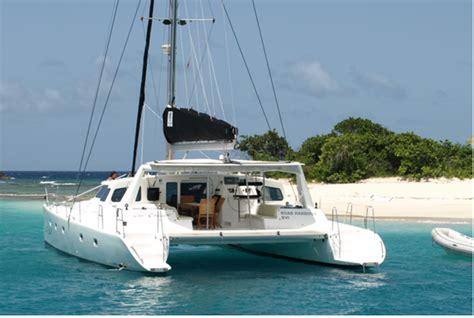 Luxury Catamaran Rental Bvi by Luxury Boat Rentals Tortola Vg Voyage Catamaran 2075