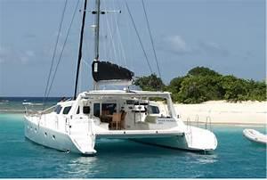 Luxury boat rentals Tortola, VG | Voyage Catamaran 2075
