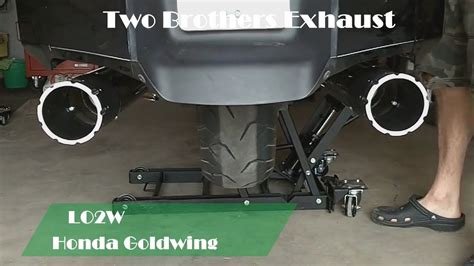 Top 8 Ful Exhaust Sound Honda Goldwing Gl1800 / Two