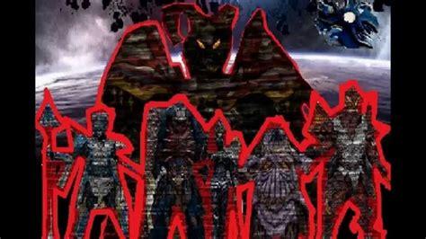 power rangers megaforce villain arc arts youtube