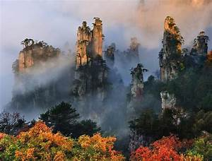 Zhangjiajie Weather Best Time To Visit Zhangjiajie